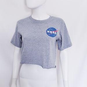 NASA Crop Tshirt